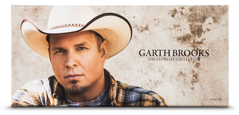 "Garth Brooks ""The Ultimate Collection"""